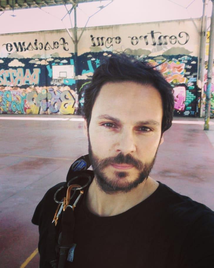 Gianluca Scuotto, noto attore di Un posto al Sole e molti altri film