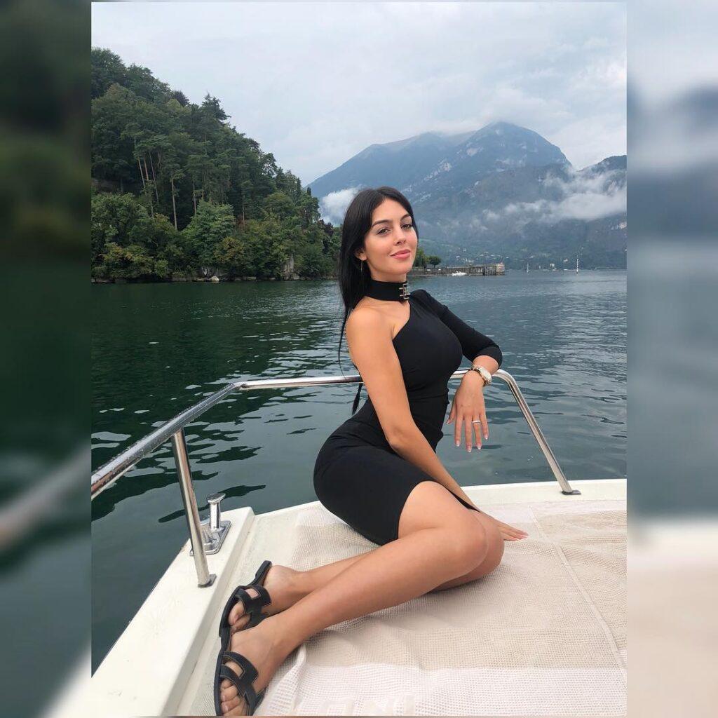 Biografia Georgina Rodriguez