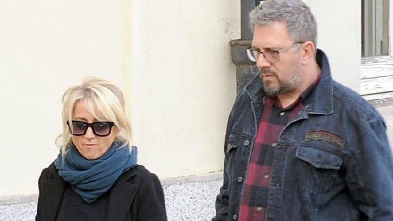 Davide Graziano e Luciana Littizzetto