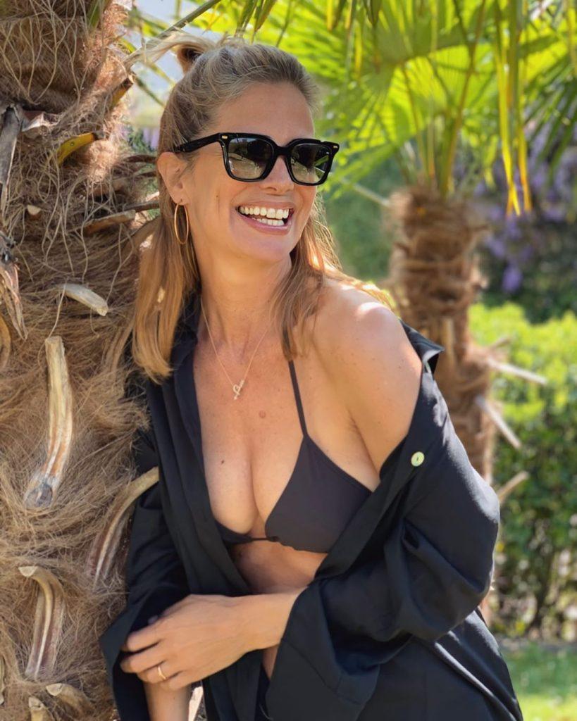 Filippa Lagerback - conduttrice tv