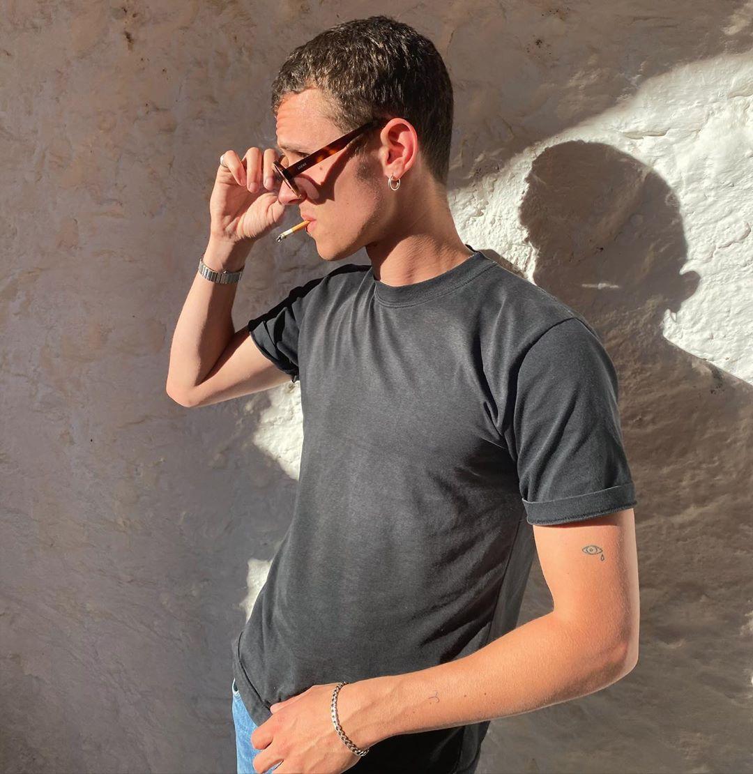 Aron Piper, attore spagnolo diventato famoso in tutto il mondo grazie a Elite di Netflix