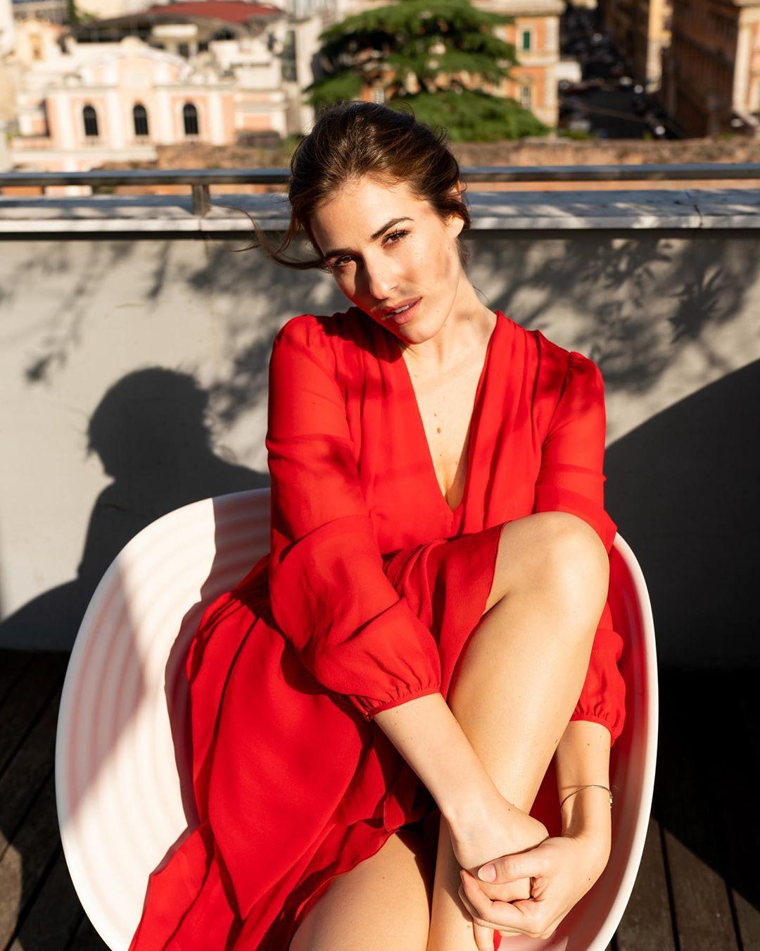 Diana Del Bufalo, da Colorado alla storia d'amore con Paolo Ruffini, ormai suo ex