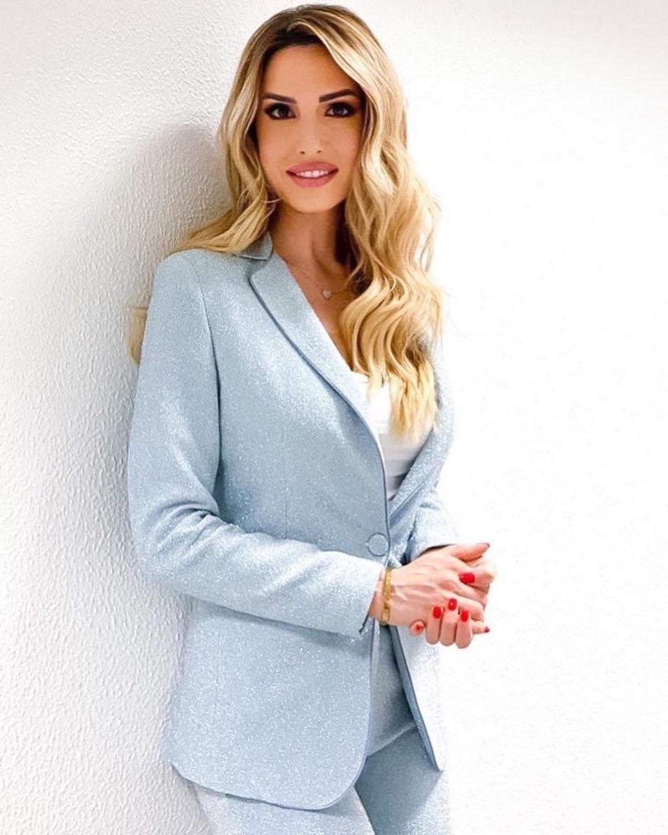 Giorgia Rossi, conduttrice TV specializzata in programmi di calcio