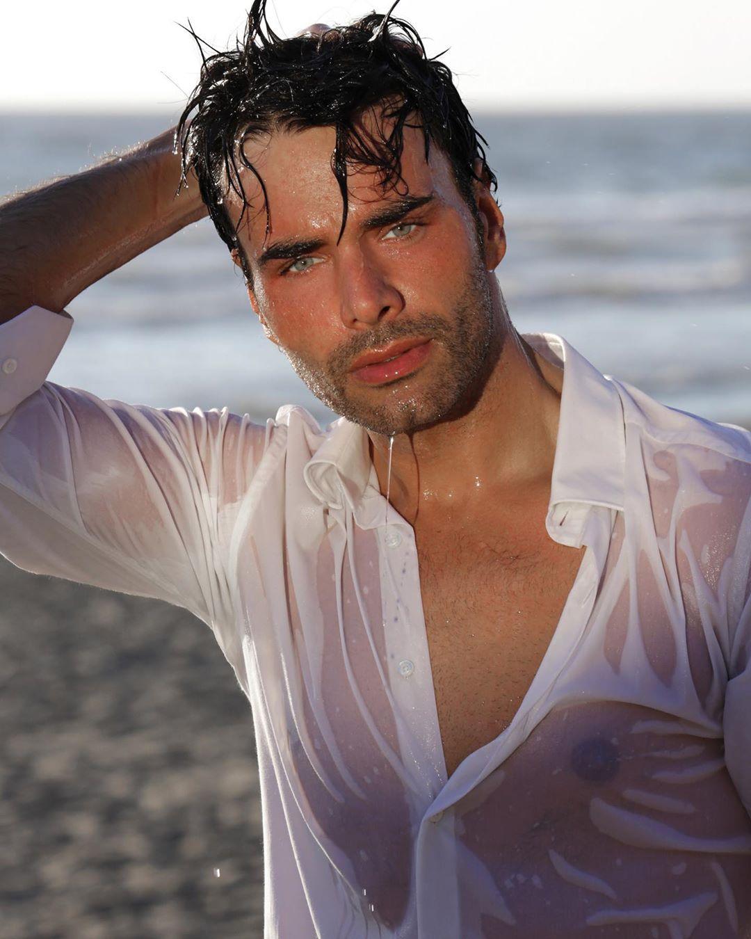 Massimiliano Morra, attore e modello italiano