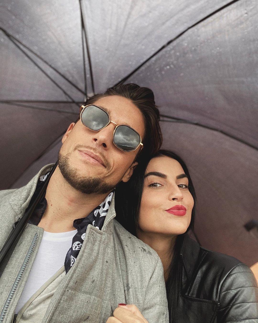 Andrea Dal Corso, modello, influencer, imprenditore e compagno di Teresa Langella