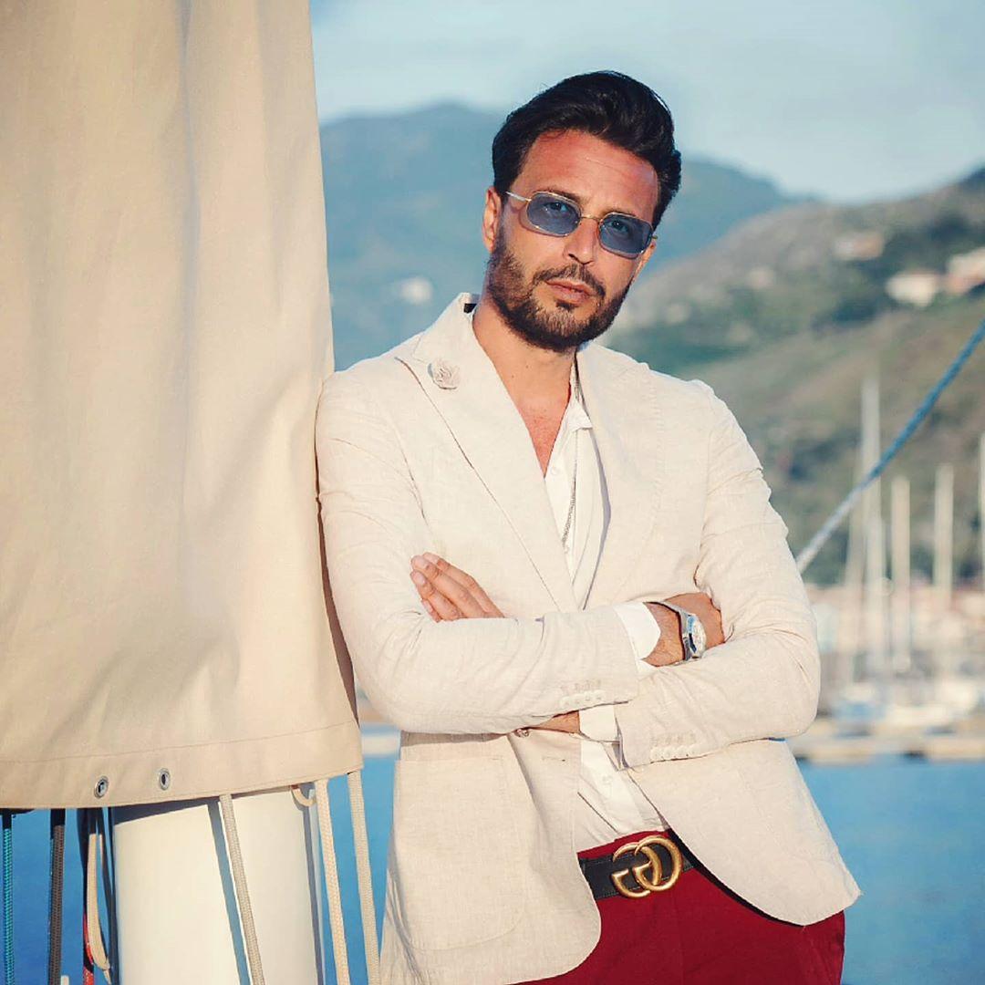 Armando Incarnato, che vanta una partecipazione nella serie TV Gomorra