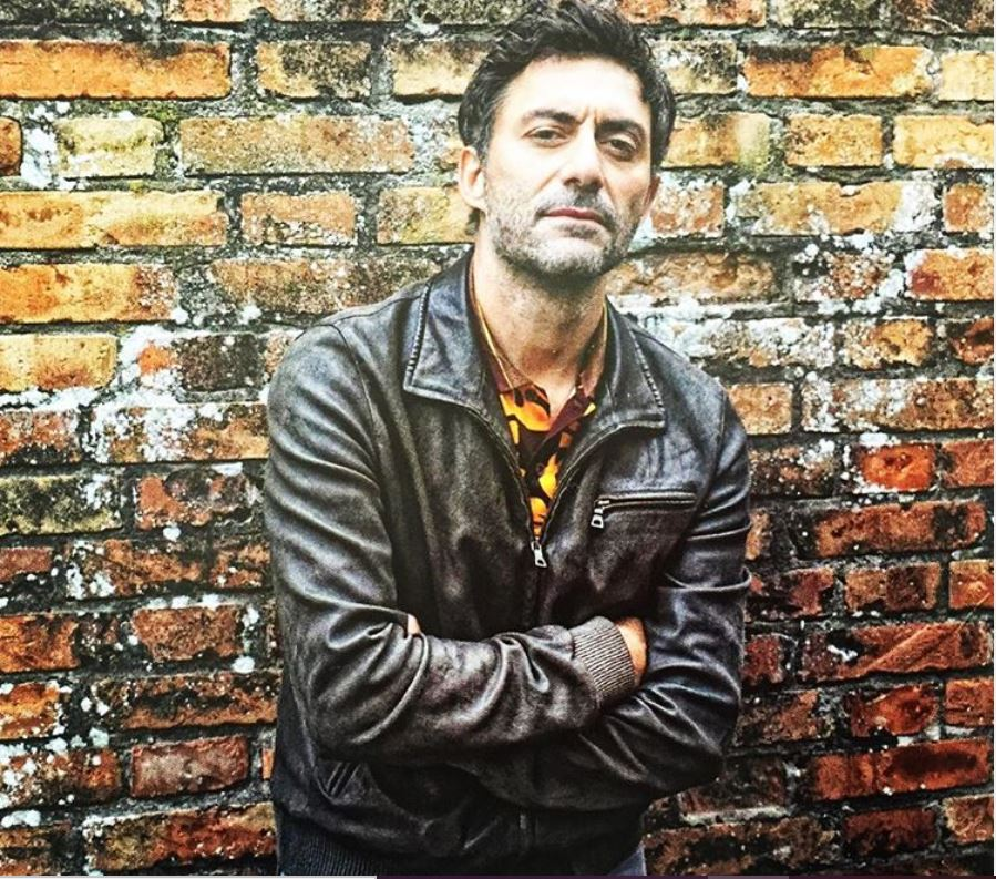 Filippo Timi in una foto recente