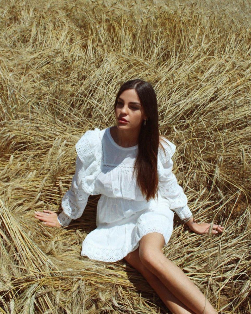 Giulia Belmonte, che non vinse Miss Italia ma riuscì ad approdare nel mondo della TV e a diventare giornalista