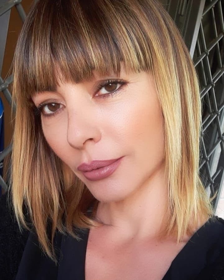 Ilaria Galassi, la bionda più famosa di Non è la RAI