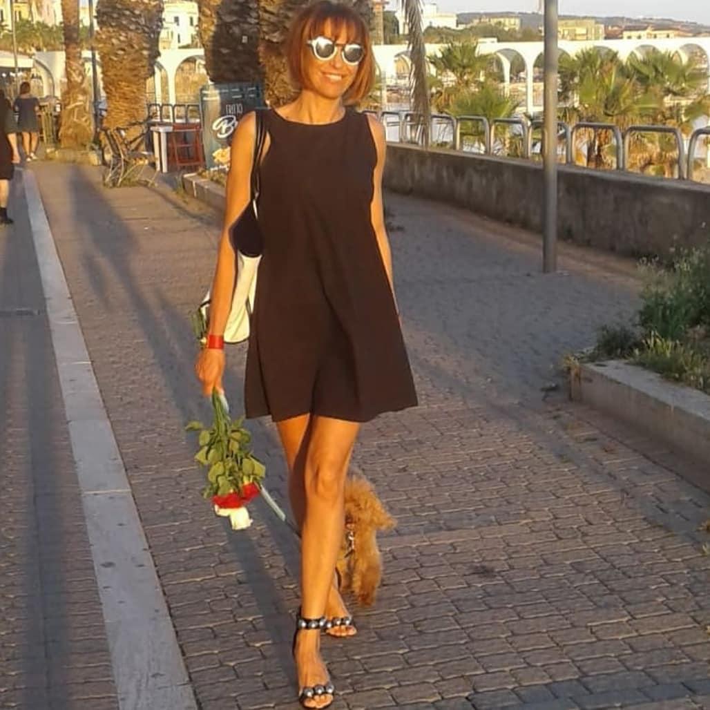 Luisa Anna Monti, consulente d'immagine, personal shopper e noto personaggio TV