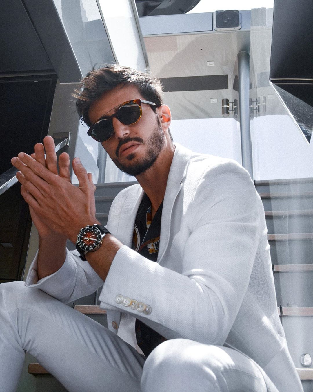 Marco Ferri, figlio dell'ex difensore dell'inter Riccardo Ferri