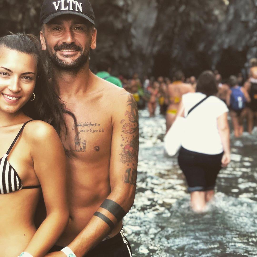 Nicola Panico, l'ex fidanzato di Sara Affi Fella