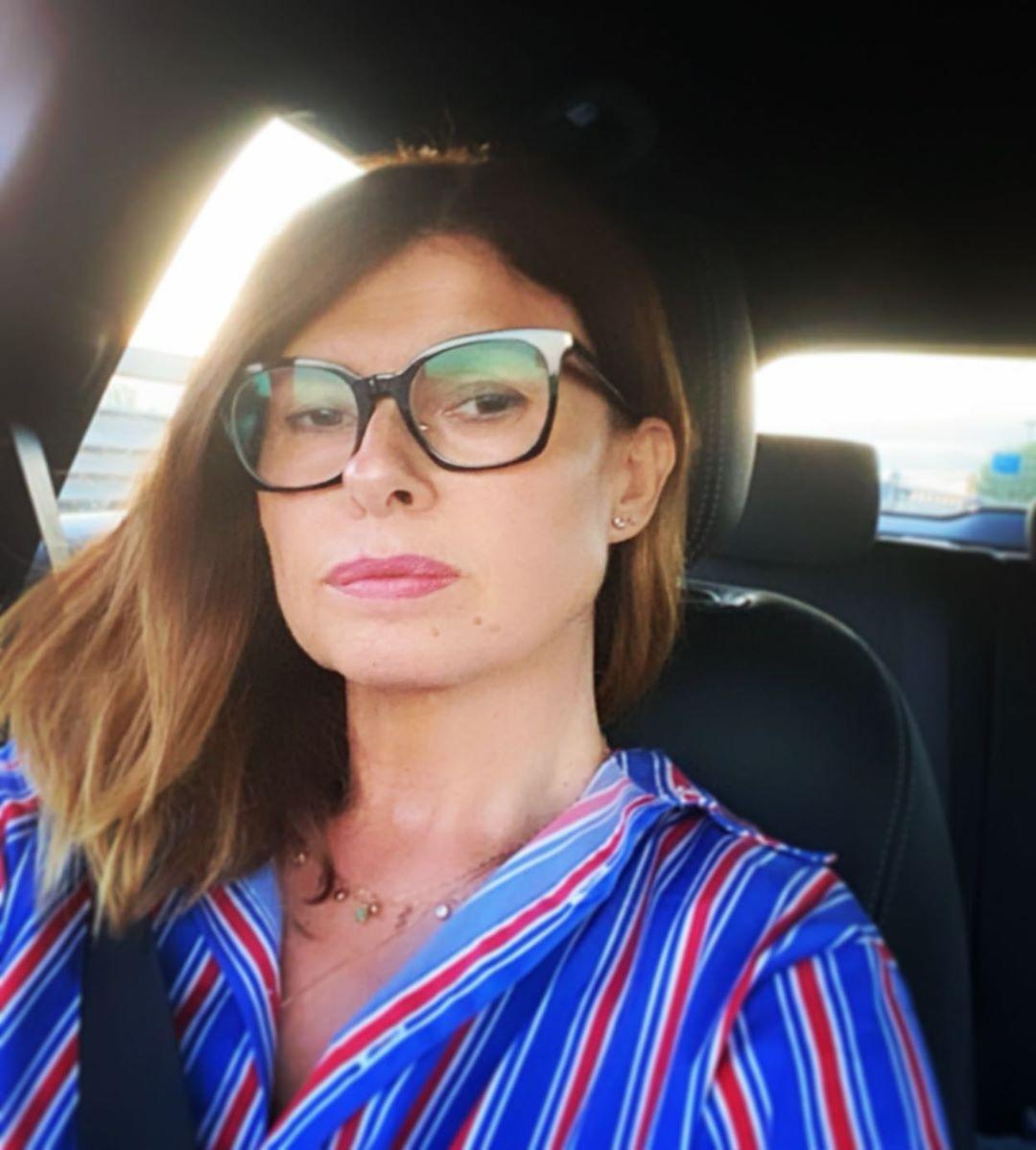 Simona Bosio, che ha raggiunto la notorietà grazie a Uomini e Donne Over