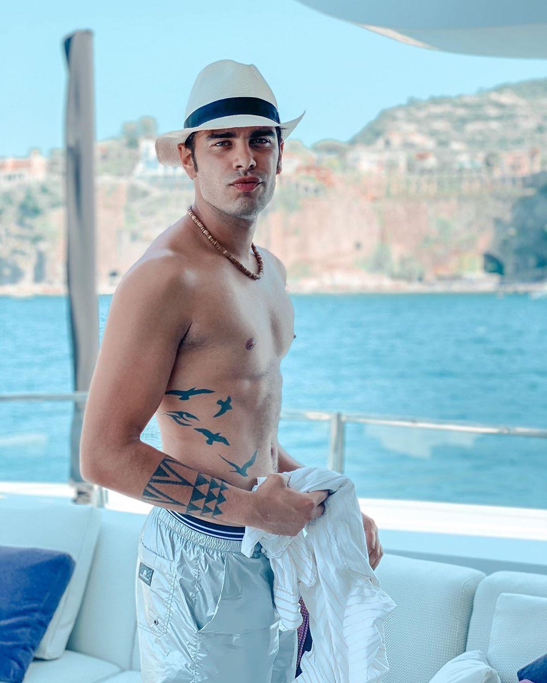 Stefano Sala, tra i modelli italiani più famosi al mondo