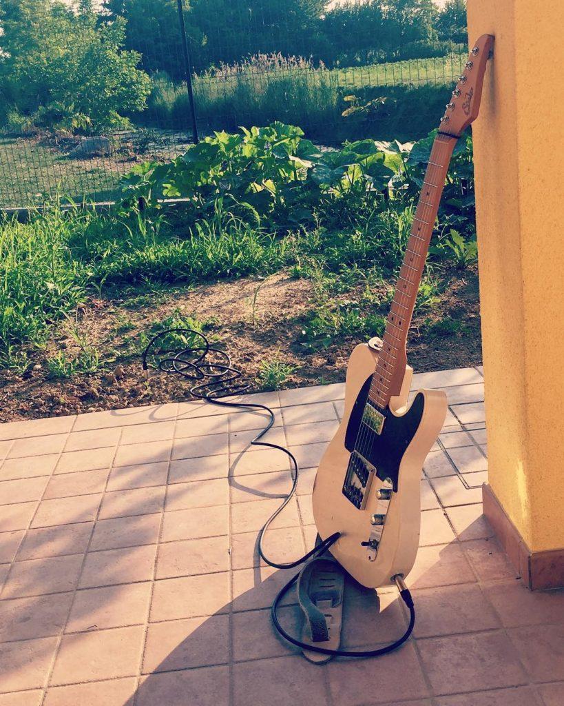 chitarra di Andrea