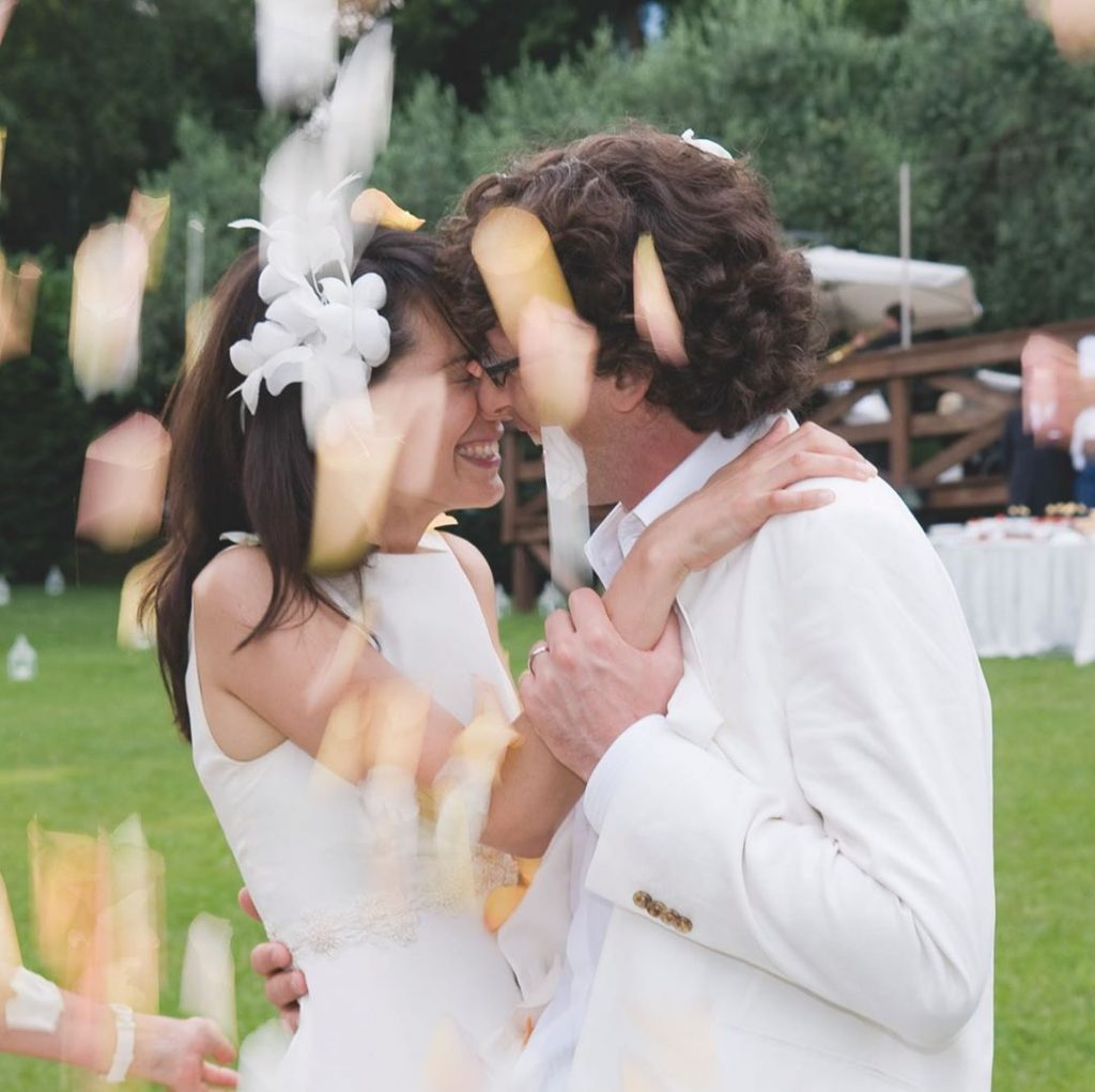 lorenzo rosso matrimonio