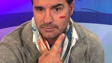 Lorenzo Amoruso nella giornata contro la violenza sulle donne