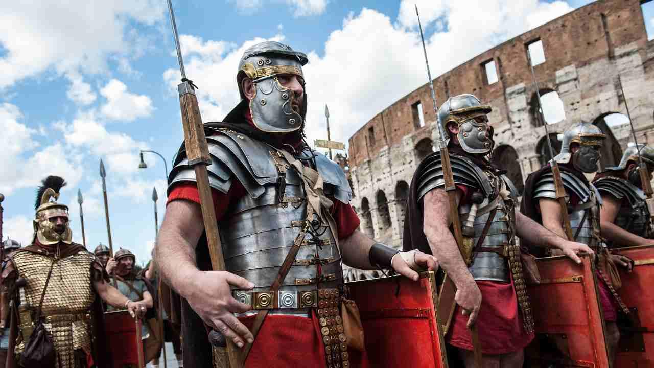 Natale di Roma Legionari