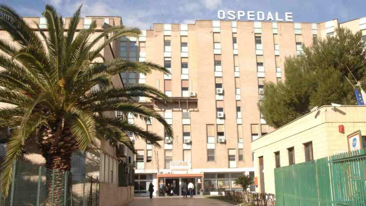 Ospedale Crotone bimba 6 anni