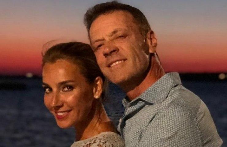 Rocco Siffredi e la moglie Ròsza Tassi