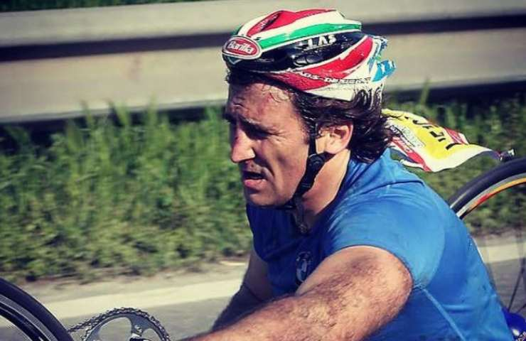 Zanardi incidente
