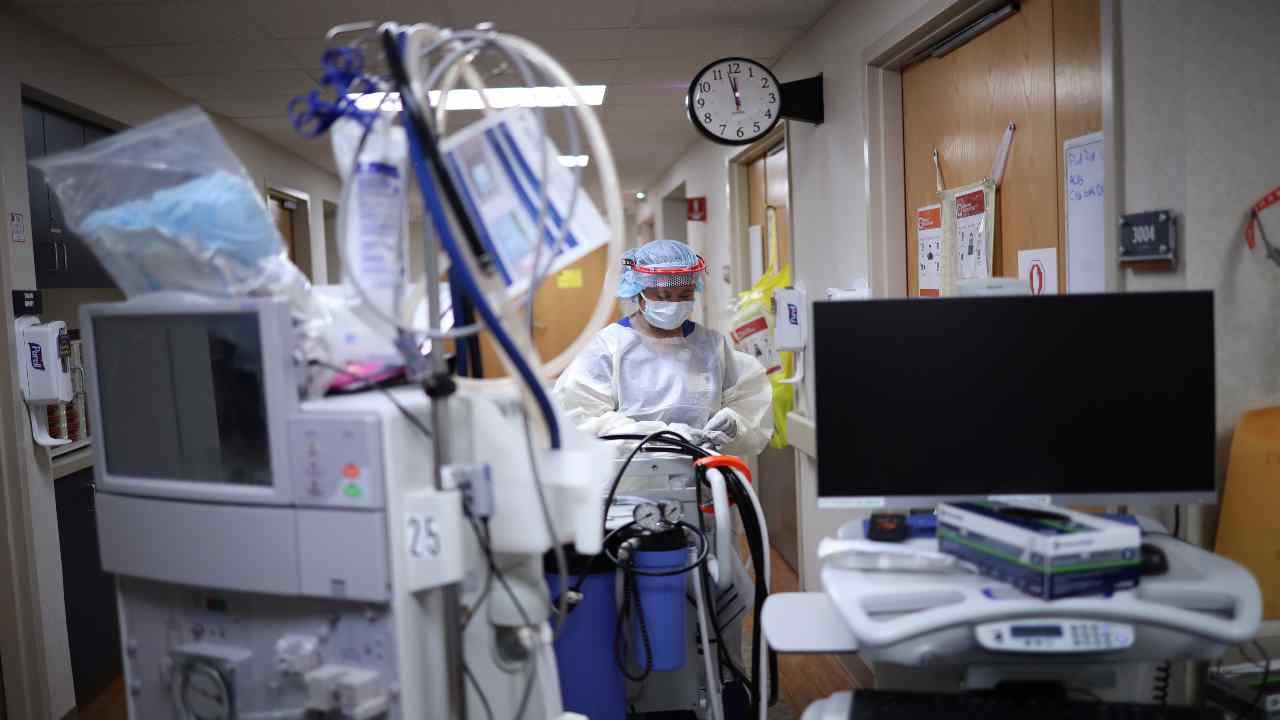 Il bambino morto di cancro era figlio della giornalista Rene Marsh