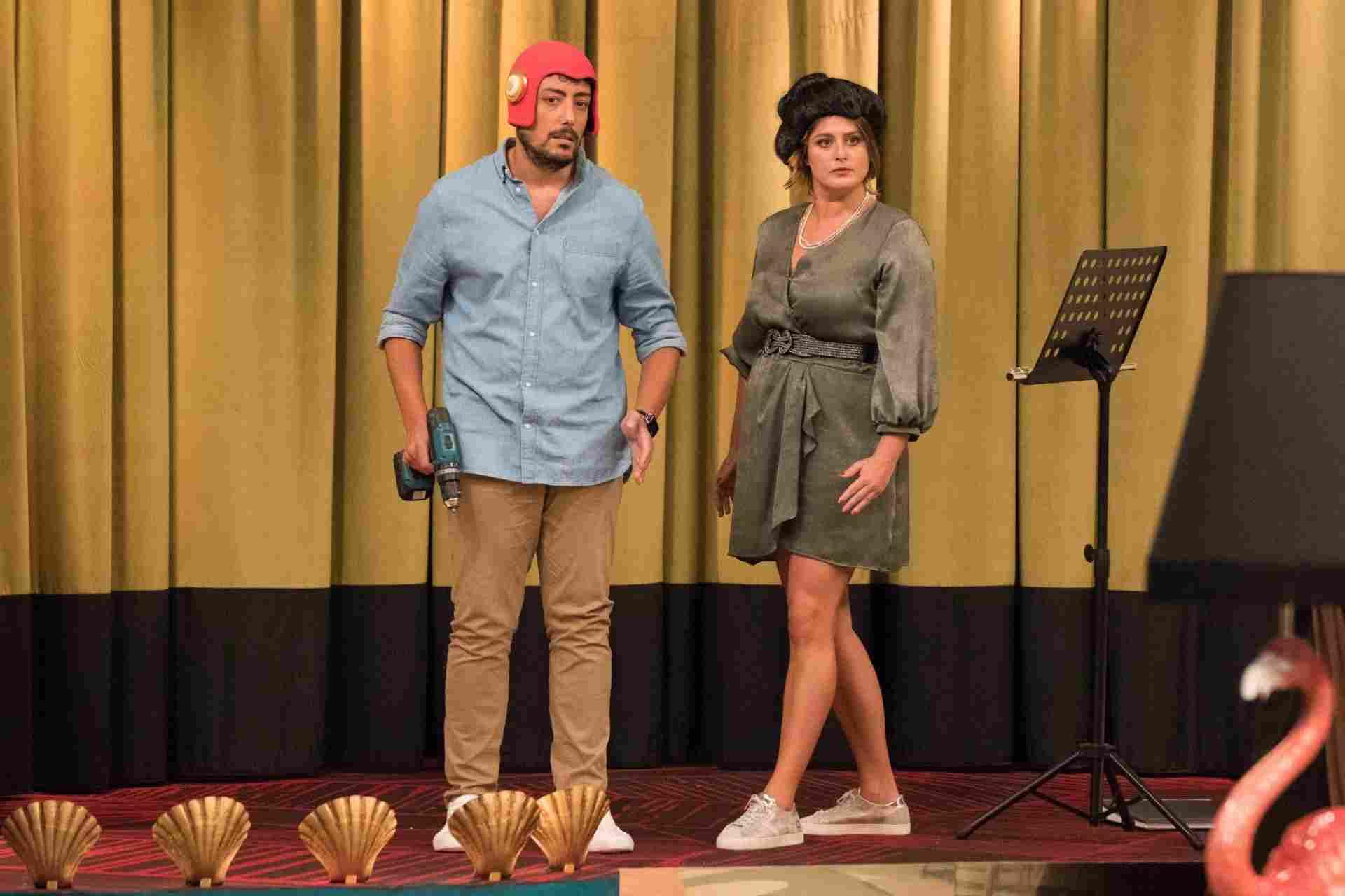 Michela Giraud e Ciro The Jackal LOL