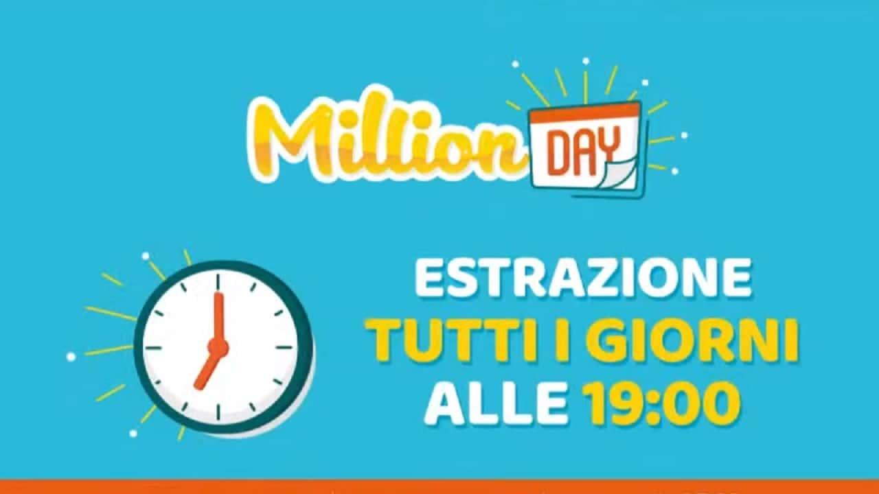 Million Day 18 aprile