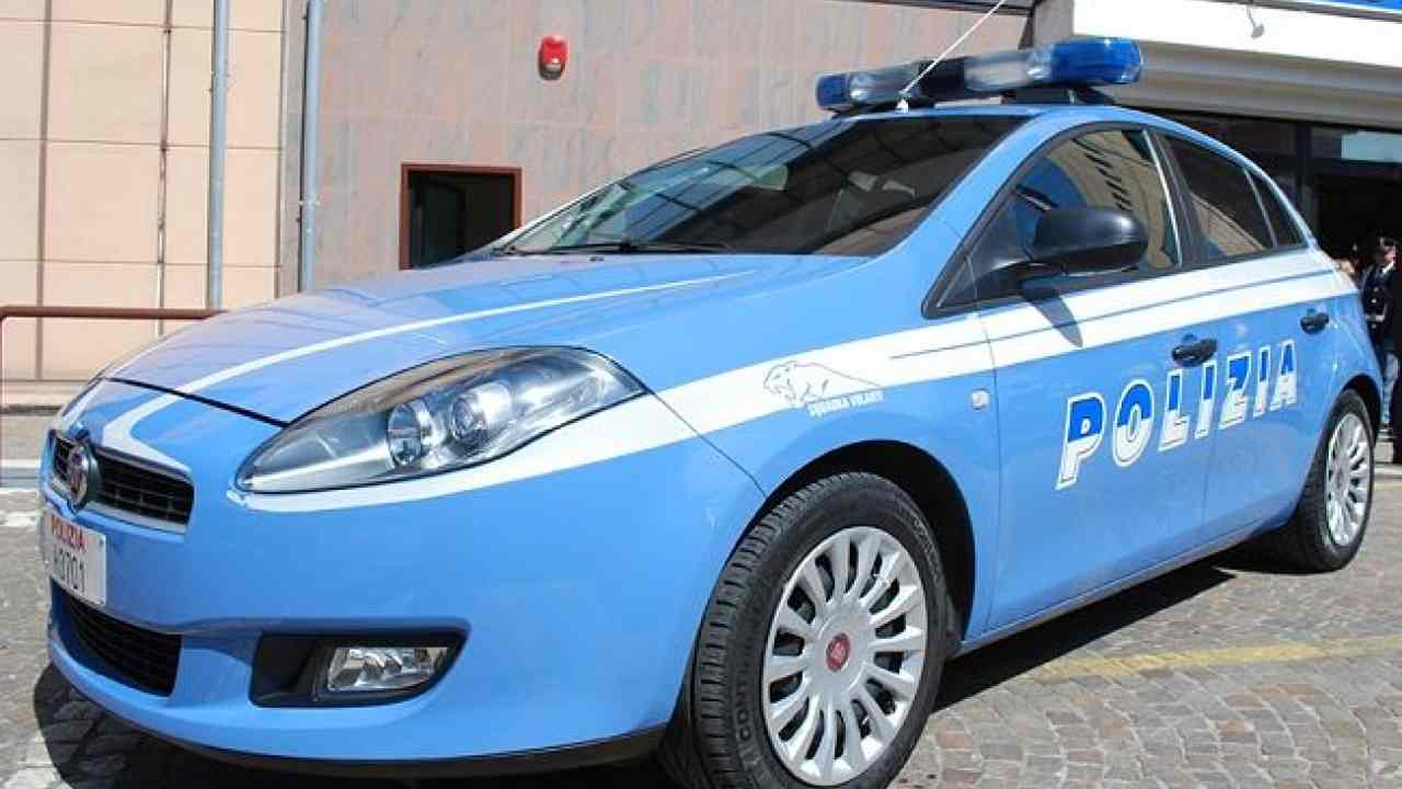 padova polizia