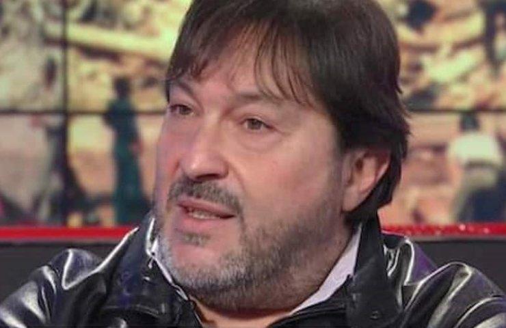 Report il conduttore Sigfrido Ranucci