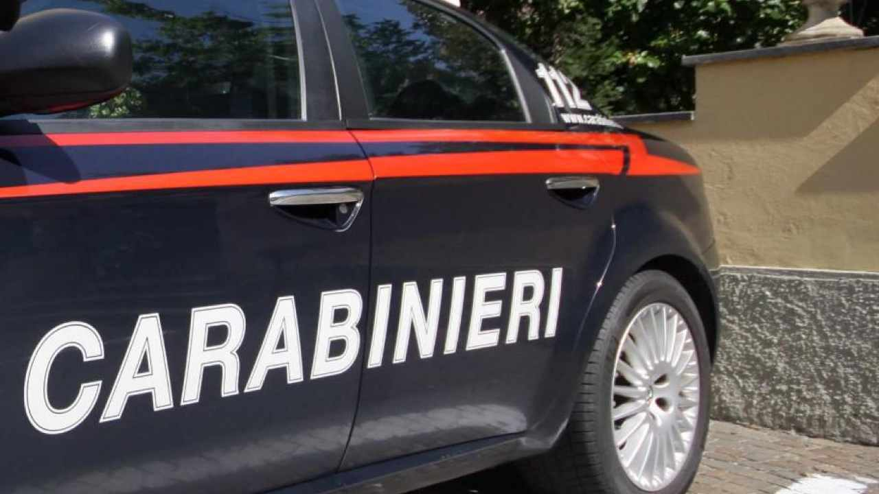 tragedia salerno carabinieri bimba 8 mesi morta