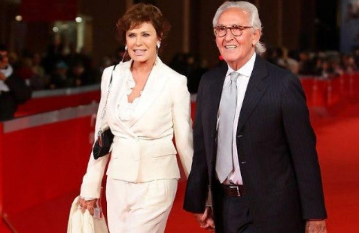 Corinne Clery e Beppe Ercole