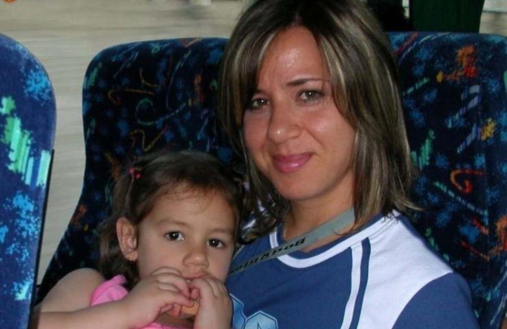 Denise Pipitone con la mamma Piera Maggio