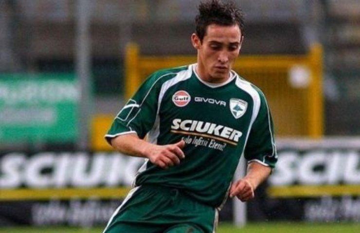 Il calciatore morto Filippo Viscido