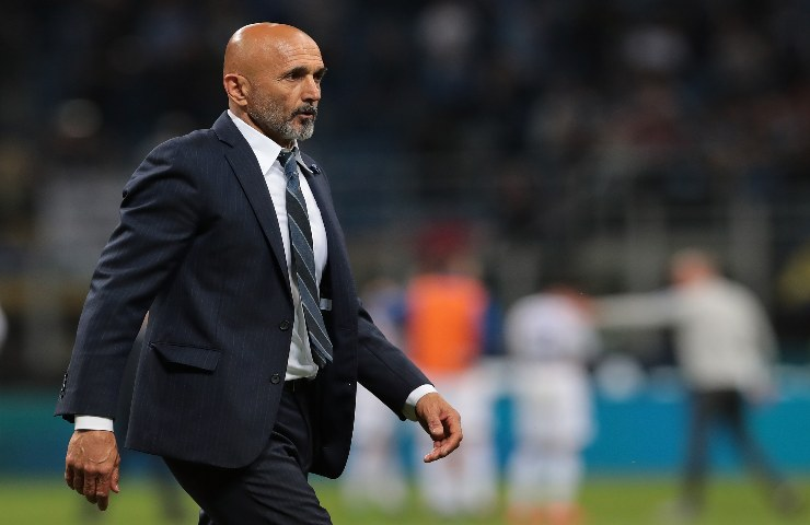 Luciano Spalletti nuovo allenatore del Napoli