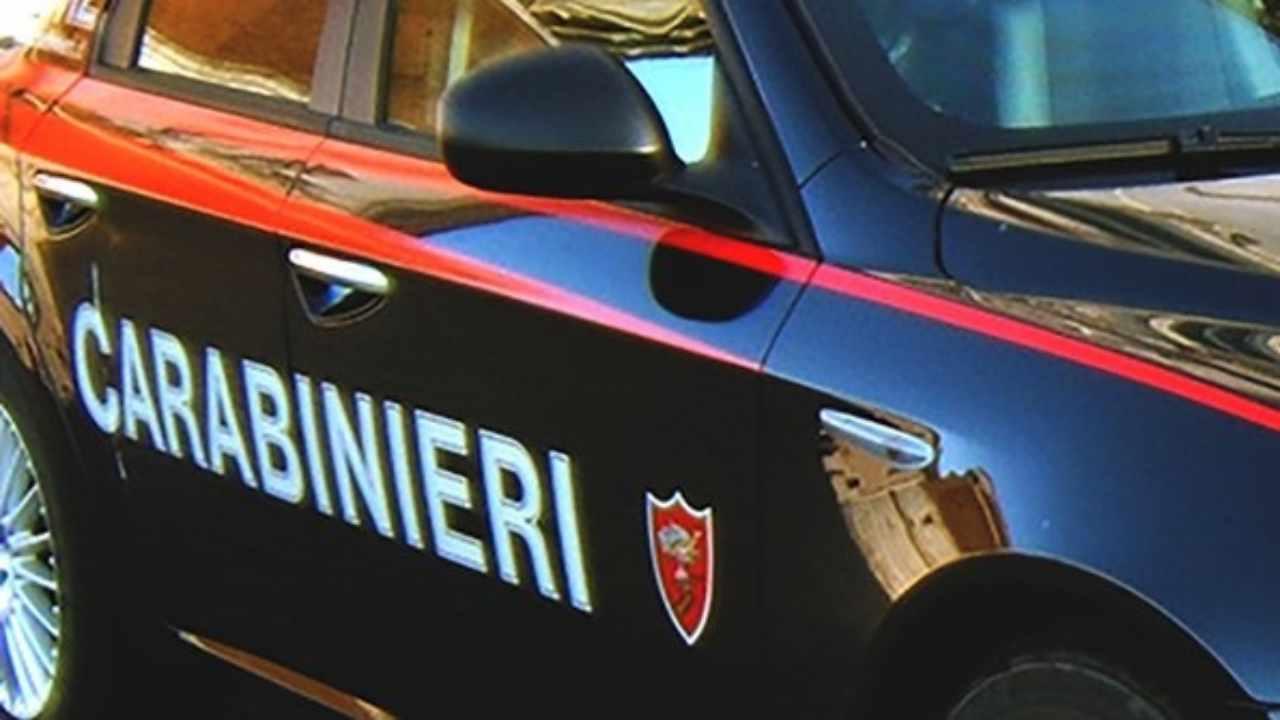 i Carabinieri indagano sul caso del bambino morto