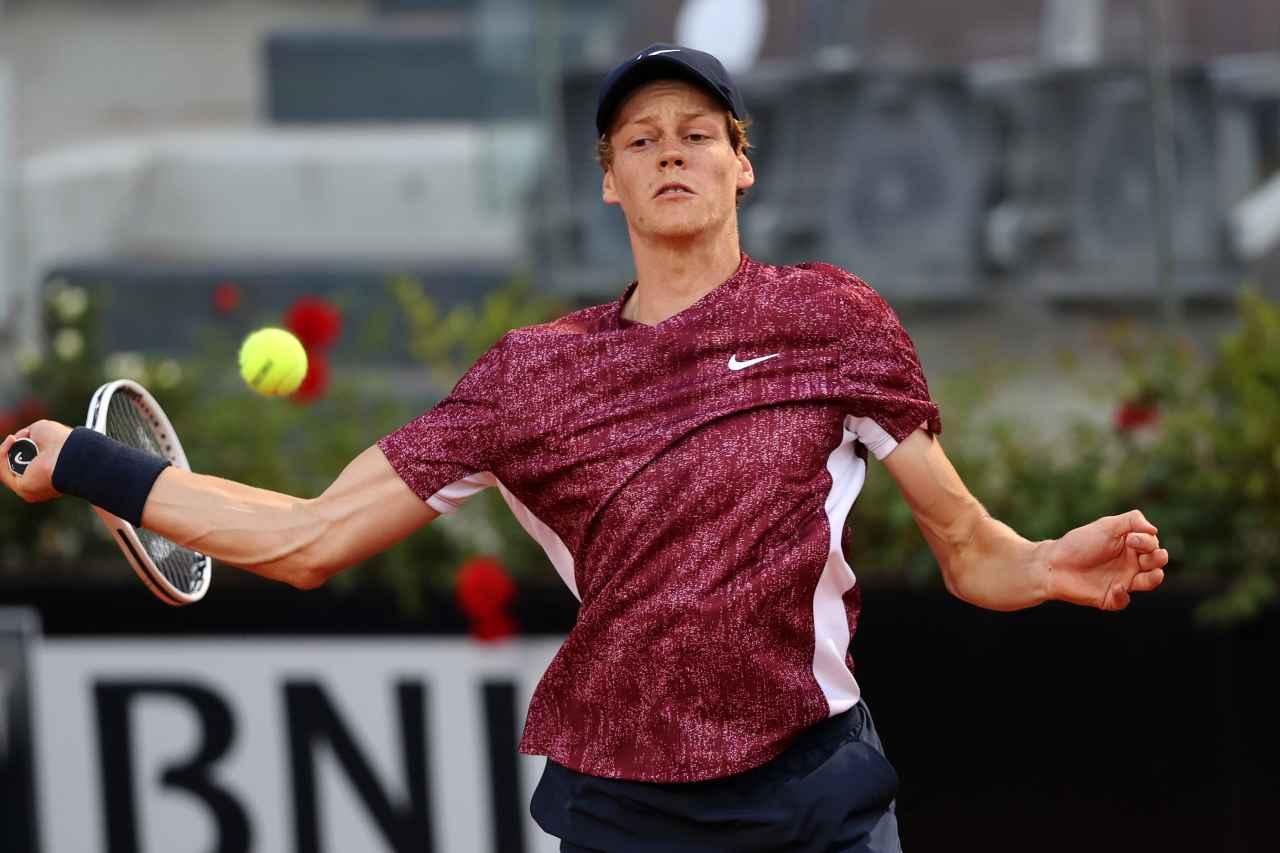 Sinner Roland Garros