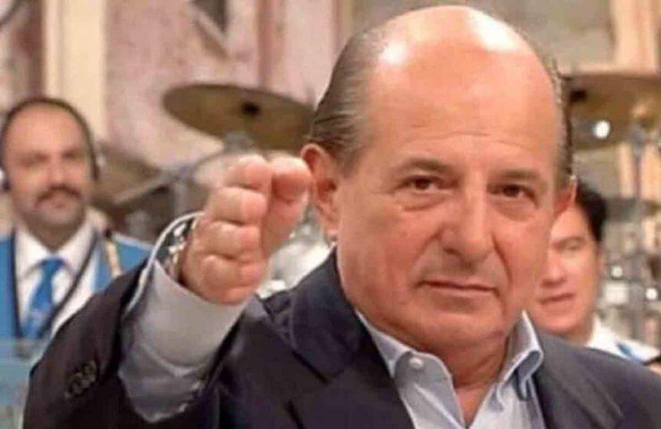 Giancarlo Magalli denuncia la sorella