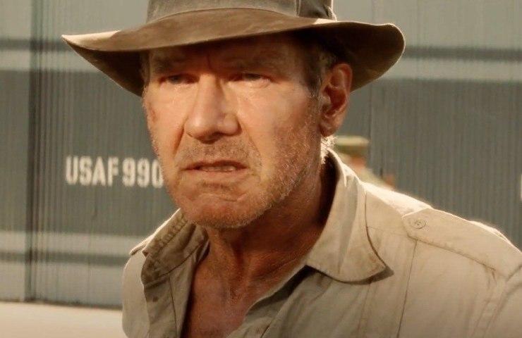 Harrison Ford interpreta Indiana Jones