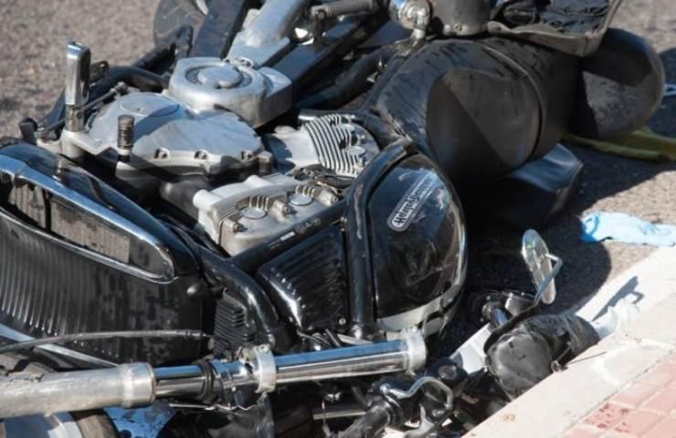 Incidente in Harley Davidson