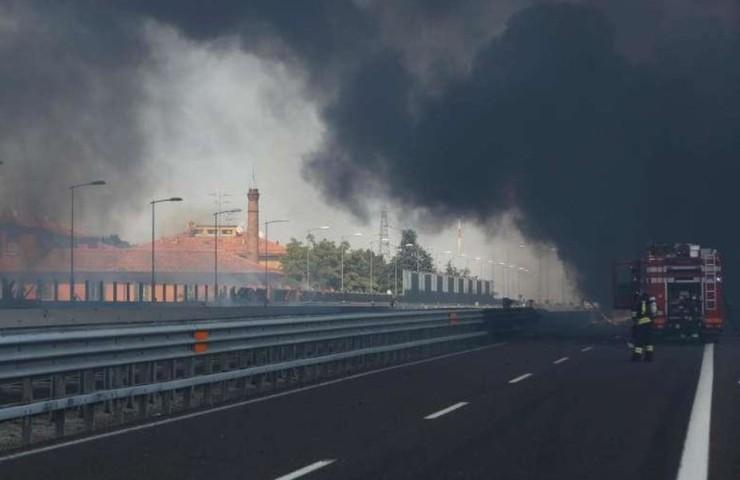Incidente stradale con morti sulla A1