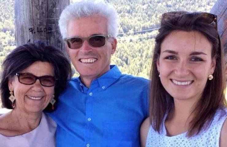La famiglia di Benno Neumair