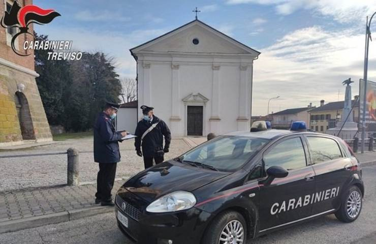 Omicidio suicidio in provincia di Treviso