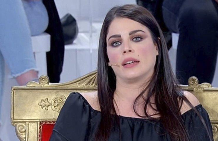 Samantha Curcio a Uomini e Donne