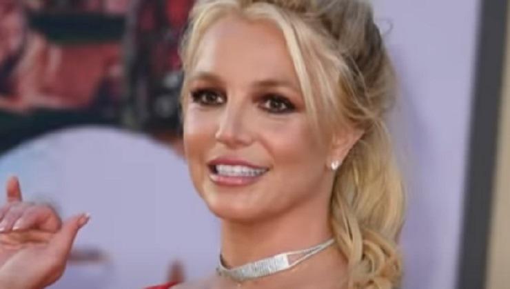 Britney Spears litigio