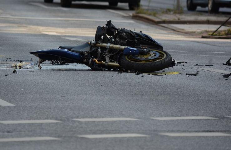 Incidente in moto fatale nel Vicentino