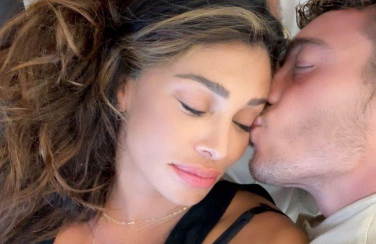 Belen Rodriguez ed Antonino Spinalbese