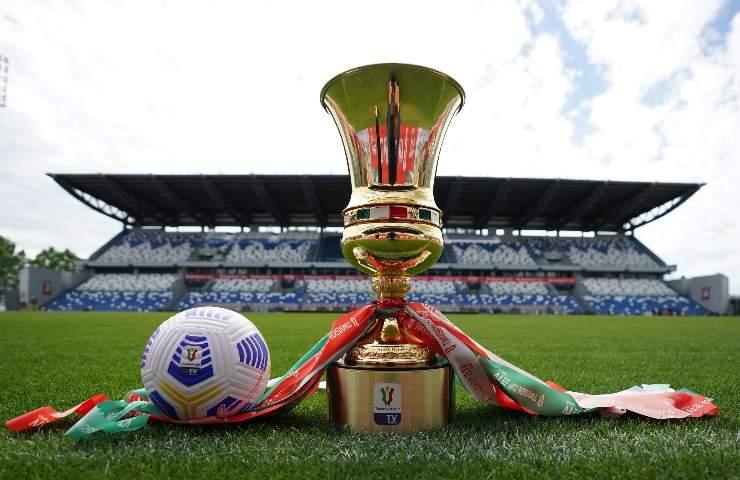 Coppa Italia diritti da Rai a Mediaset