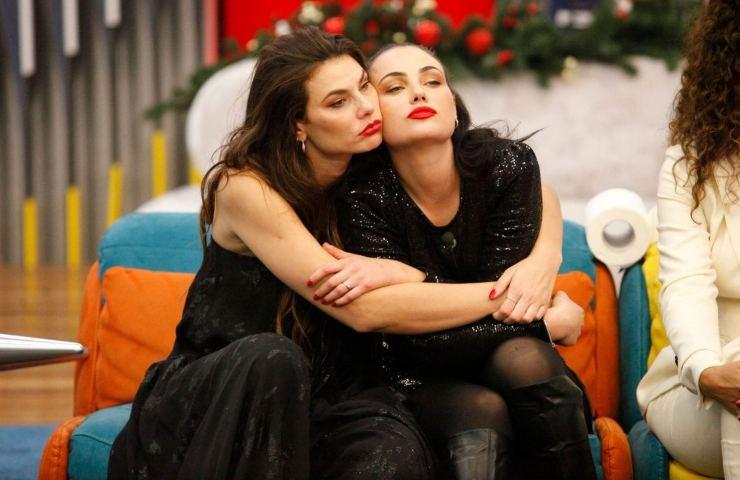 Dayane Mello e Rosalinda Cannavò