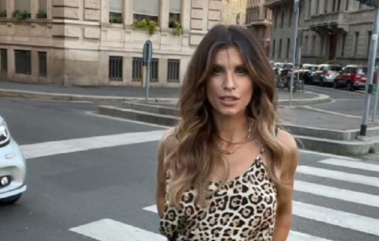 Elisabetta Canalis tv